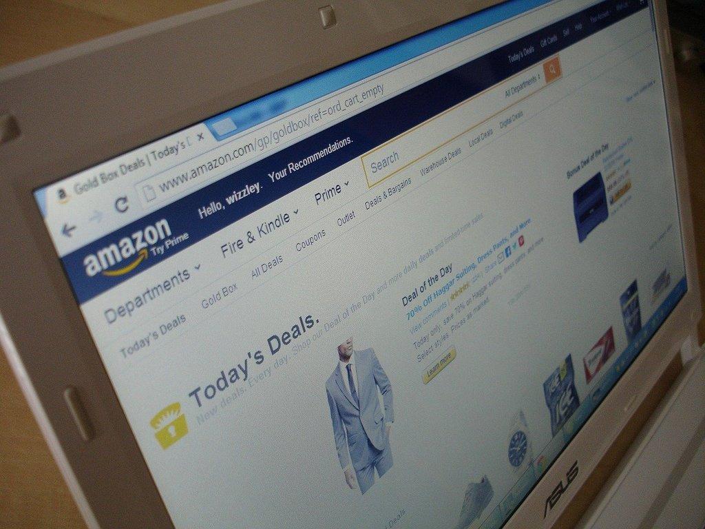 Quelles sont les prestations proposées par Amazon ?